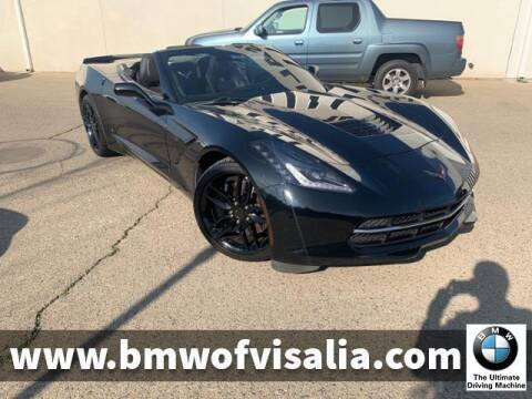 2014 Chevrolet Corvette for sale at BMW OF VISALIA in Visalia CA