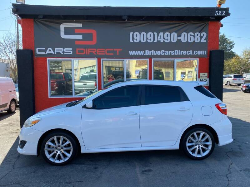 2009 Toyota Matrix for sale at Cars Direct in Ontario CA