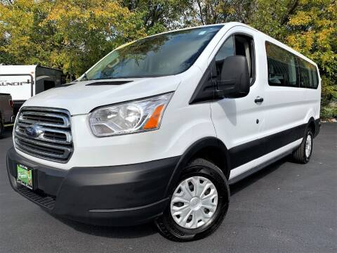 2019 Ford Transit Passenger for sale at SAINT CHARLES MOTORCARS in Saint Charles IL
