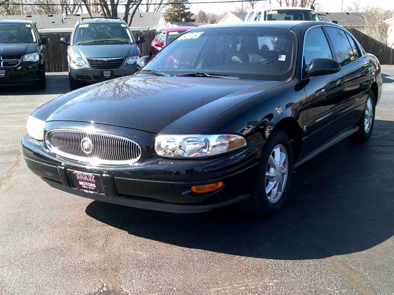 2004 Buick LeSabre for sale at Stoltz Motors in Troy OH