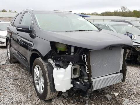 2020 Ford Edge for sale at Ragins' Dynamic Auto LLC in Brookland AR