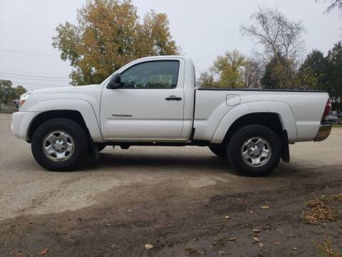 2010 Toyota Tacoma for sale at Super Trooper Motors in Madison WI