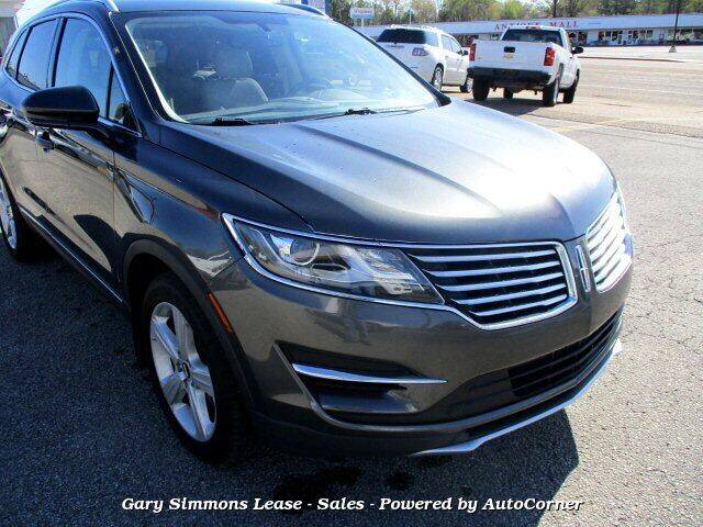 2014 Lincoln MKX for sale at Gary Simmons Lease - Sales in Mckenzie TN