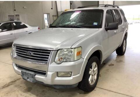 2010 Ford Explorer for sale at Hatimi Auto LLC in Austin TX