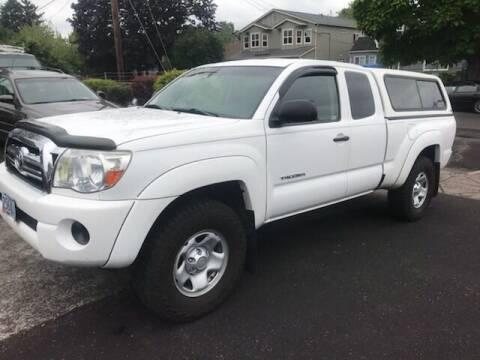 2006 Toyota Tacoma for sale at Chuck Wise Motors in Portland OR