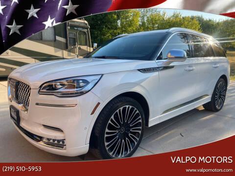 2020 Lincoln Aviator for sale at Valpo Motors in Valparaiso IN