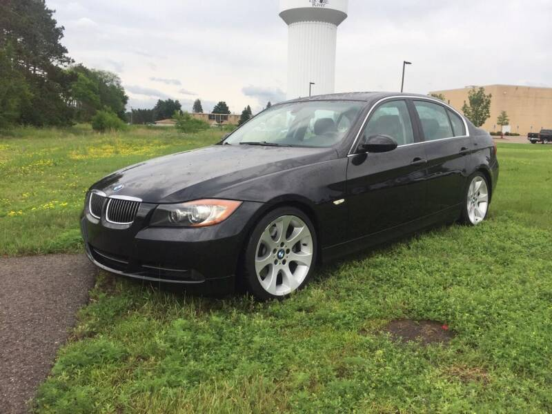 2006 BMW 3 Series for sale at MATTHEWS AUTO SALES in Elk River MN