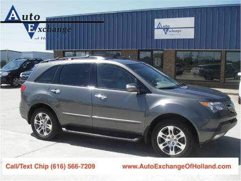 2007 Acura MDX for sale at Auto Exchange Of Holland in Holland MI