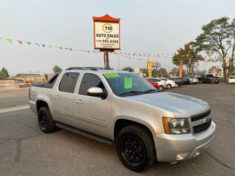 2011 Chevrolet Avalanche for sale at TDI AUTO SALES in Boise ID