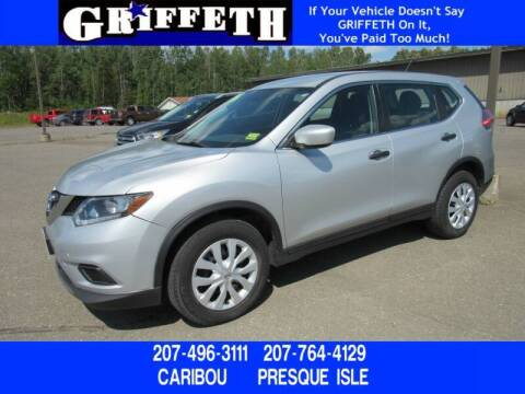 2016 Nissan Rogue for sale at Griffeth Mitsubishi - Pre-owned in Caribou ME