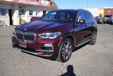2019 BMW X5 for sale at Don Reeves Auto Center in Farmington NM