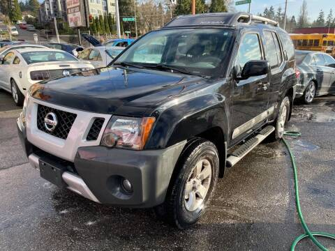 2011 Nissan Xterra for sale at SNS AUTO SALES in Seattle WA