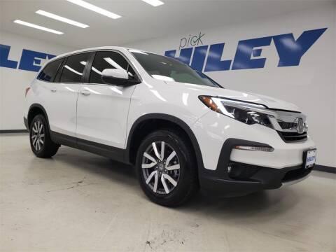2020 Honda Pilot for sale at HILEY MAZDA VOLKSWAGEN of ARLINGTON in Arlington TX