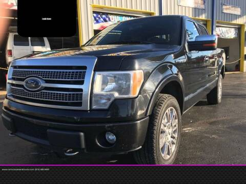 2012 Ford F-150 for sale at RoMicco Cars and Trucks in Tampa FL