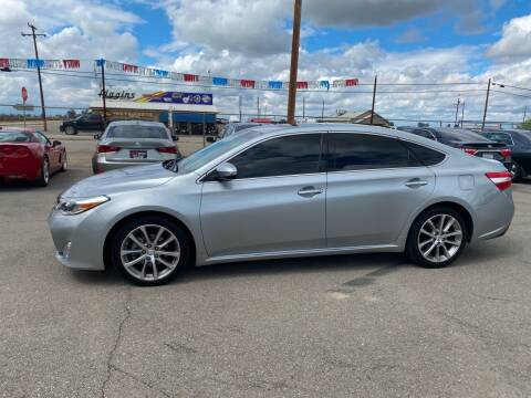 2015 Toyota Avalon for sale at First Choice Auto Sales in Bakersfield CA