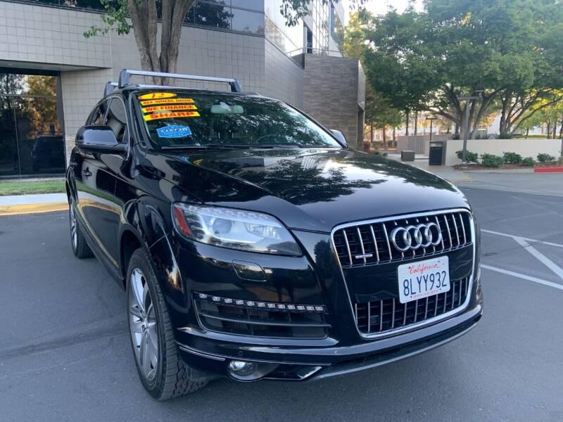 2012 Audi Q7 for sale at Right Cars Auto Sales in Sacramento CA