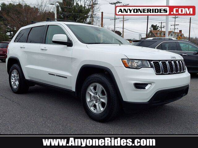 2017 Jeep Grand Cherokee for sale at ANYONERIDES.COM in Kingsville MD