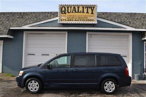 2009 Dodge Grand Caravan for sale at Quality Pre-Owned Automotive in Cuba MO