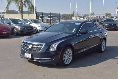 2018 Cadillac ATS for sale at Choice Motors in Merced CA