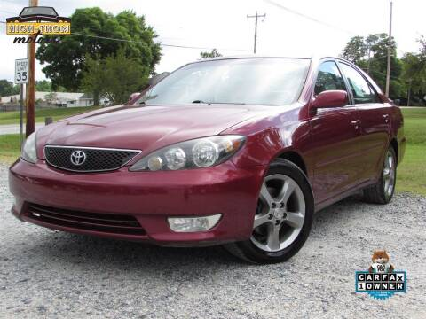 2006 Toyota Camry for sale at High-Thom Motors in Thomasville NC