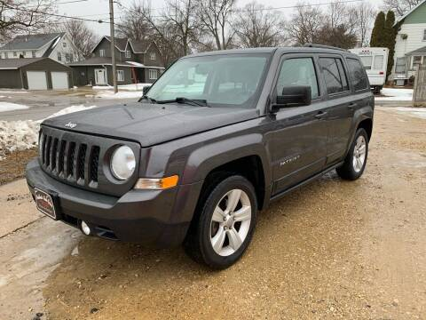 2015 Jeep Patriot for sale at BROTHERS AUTO SALES in Hampton IA