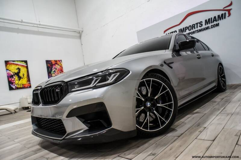 2021 BMW M5 for sale in Fort Lauderdale, FL