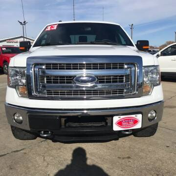 2013 Ford F-150 for sale at UNITED AUTO INC in South Sioux City NE