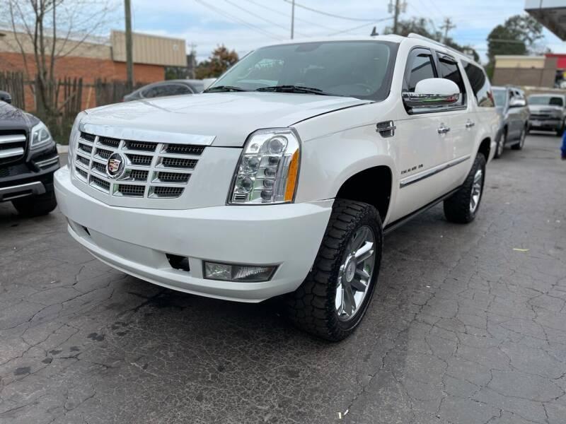 2011 Cadillac Escalade ESV for sale at Magic Motors Inc. in Snellville GA