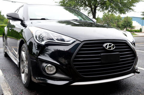 2014 Hyundai Veloster Turbo for sale at Wheel Deal Auto Sales LLC in Norfolk VA