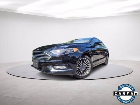 2018 Ford Fusion Energi for sale at Carma Auto Group in Duluth GA