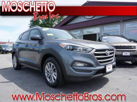 2016 Hyundai Tucson for sale at Moschetto Bros. Inc in Methuen MA