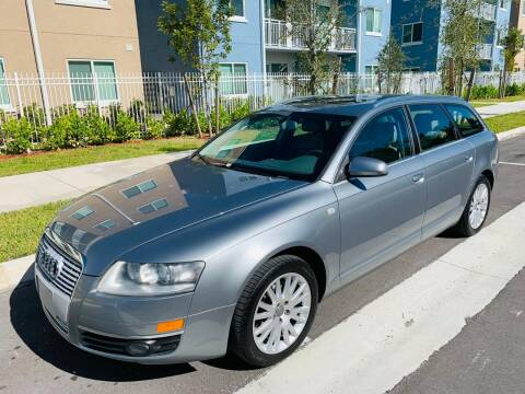 2007 Audi A6 for sale at LA Motors Miami in Miami FL