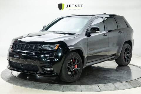 2019 Jeep Grand Cherokee for sale at Jetset Automotive in Cedar Rapids IA