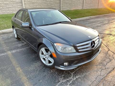 2010 Mercedes-Benz C-Class for sale at EMH Motors in Rolling Meadows IL