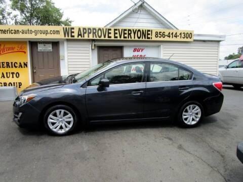 2015 Subaru Impreza for sale at American Auto Group Now in Maple Shade NJ