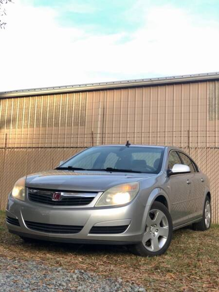 2008 Saturn Aura for sale at Speed Auto Inc in Charlotte NC