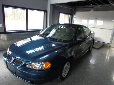 2003 Pontiac Grand Am for sale at Settle Auto Sales TAYLOR ST. in Fort Wayne IN