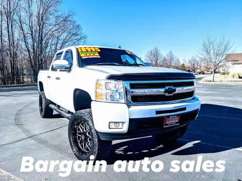2007 Chevrolet Silverado 1500 for sale at Bargain Auto Sales LLC in Garden City ID