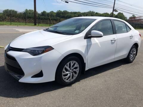 2017 Toyota Corolla for sale at Vantage Auto Wholesale in Lodi NJ