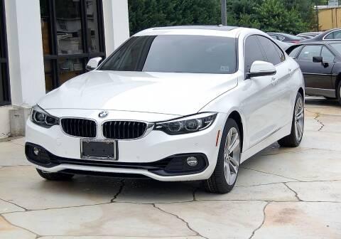 2018 BMW 4 Series for sale at Avi Auto Sales Inc in Magnolia NJ