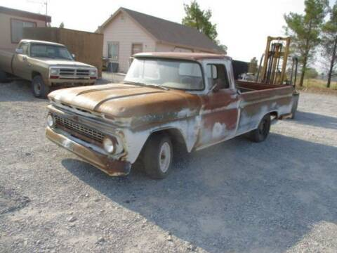 1963 Chevrolet C/K 1500 Series for sale at Classic Car Deals in Cadillac MI