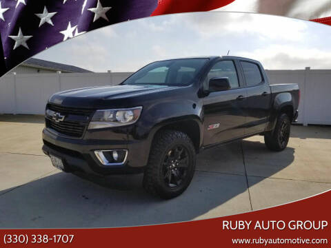 2016 Chevrolet Colorado for sale at Ruby Auto Group in Hudson OH
