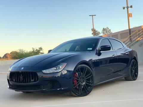 2014 Maserati Ghibli for sale at AZ Auto Gallery in Mesa AZ