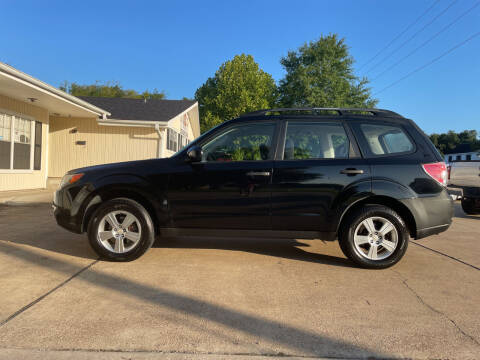 2012 Subaru Forester for sale at H3 Auto Group in Huntsville TX