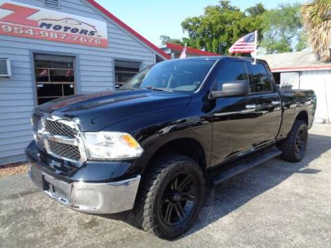 2013 RAM Ram Pickup 1500 for sale at Z Motors in North Lauderdale FL
