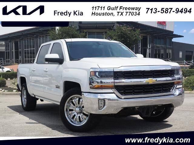 2016 Chevrolet Silverado 1500 for sale at FREDY USED CAR SALES in Houston TX