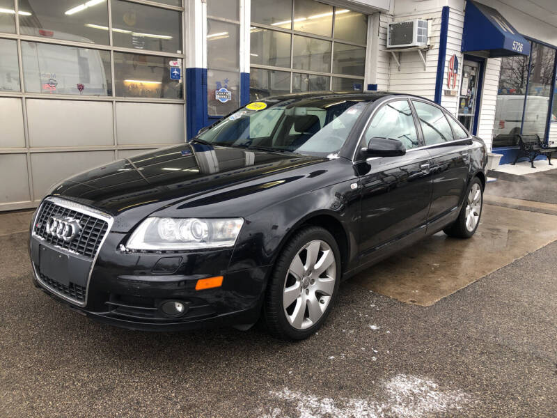 2008 Audi A6 for sale at Jack E. Stewart's Northwest Auto Sales, Inc. in Chicago IL