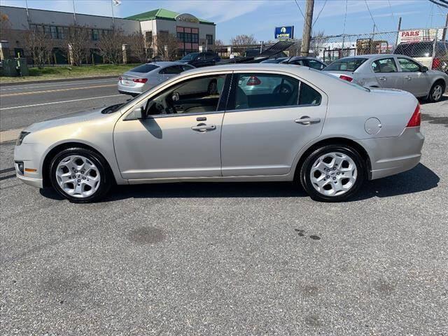 2010 Ford Fusion for sale at Glen Burnie Auto Exchange in Glen Burnie MD