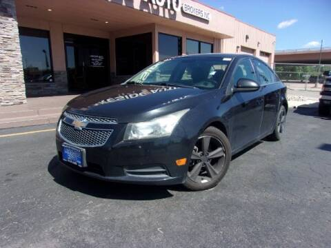 2014 Chevrolet Cruze for sale at Lakeside Auto Brokers Inc. in Colorado Springs CO