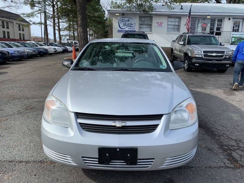 2006 Chevrolet Cobalt for sale at MEEK MOTORS in North Chesterfield VA